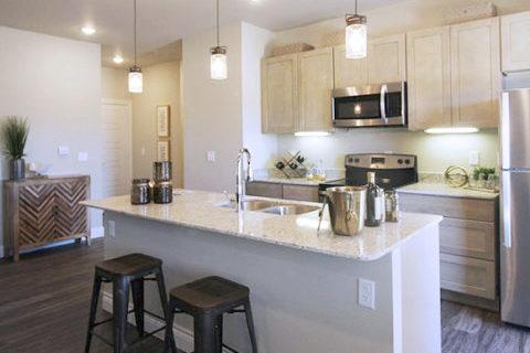 apartments lubbock tx nice kitchen